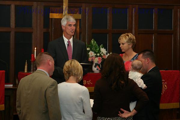 Nick Baptism
