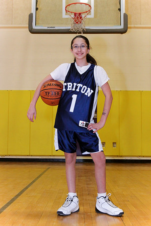 Triton Girls Basketball 2011