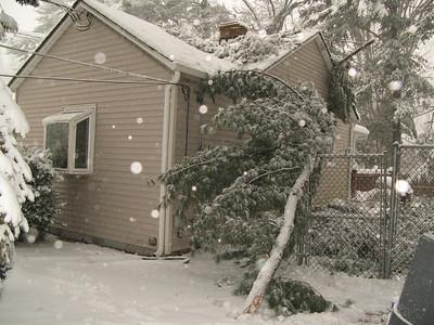 February blizzard - 2010