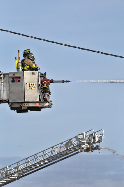 FFD Ladder Crew