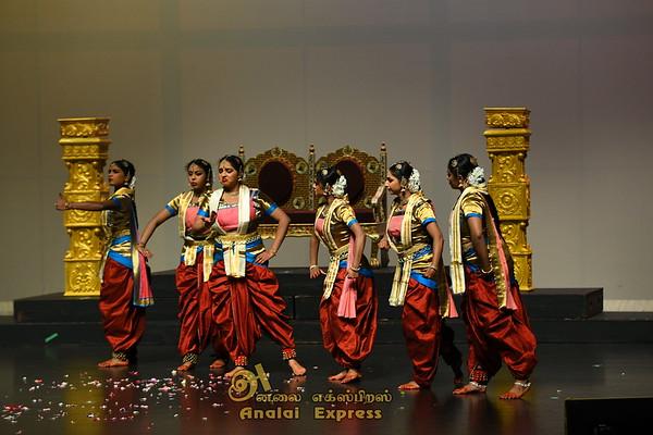 "Indo-Canada Dance Academy Presents  ""Keshavam"""
