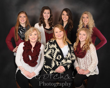 Distinguished Young Women 2016