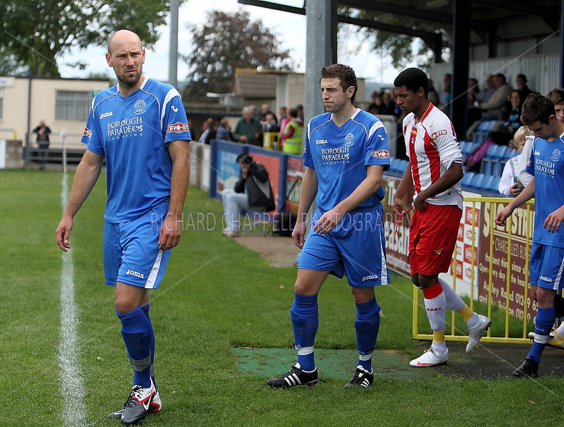 CHIPPENHAM TOWN V BRACKLEY TOWN MATCH PICTURES