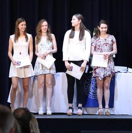 Upper School Awards Assembly
