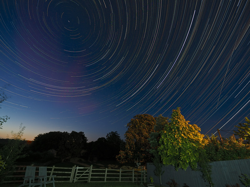 Stars with ISS