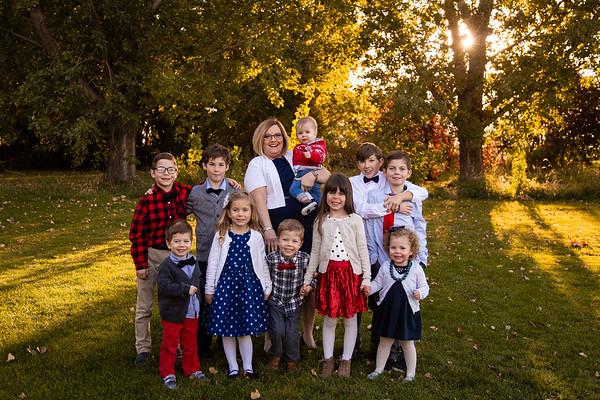 Harris Extended Family