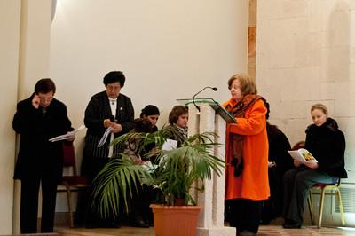 2012 Women's World Day of Prayer