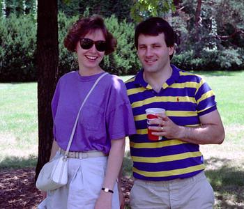 1990 ann arbor Art Fair