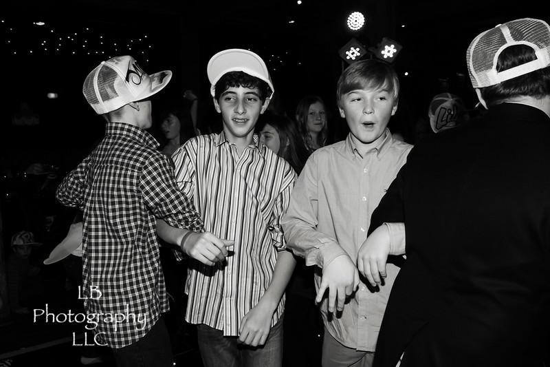 Joe Friedman's Bar Mitzvah Party at House of Blues