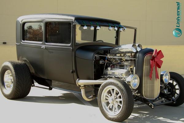 Beauty & The Classic Car