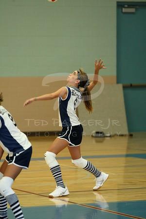 Regents Volleyball 2011