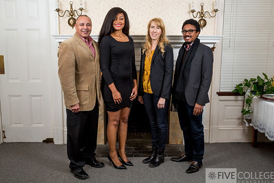 Five College Fellows