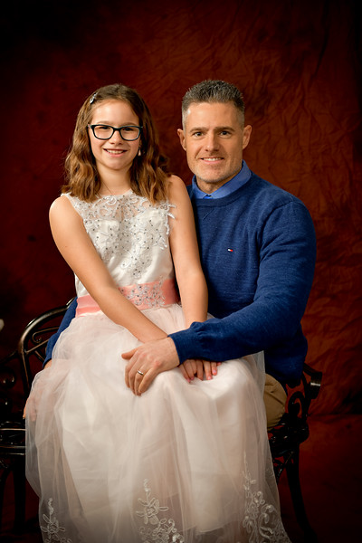 February 9, 2019 - Father Daughter Dance