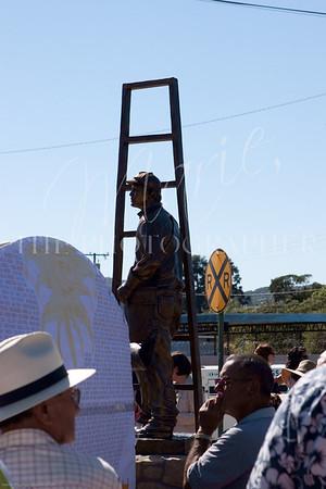 Santa Paula Farmworkers Monument Dedication