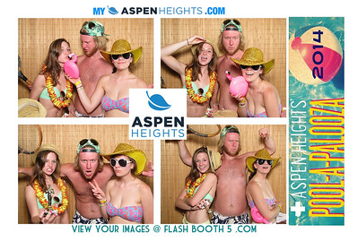 Aspen Heights Photo Booth