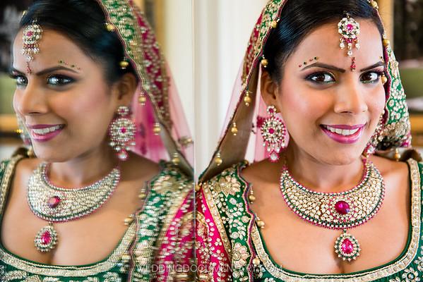 Anjali + Karan Wedding