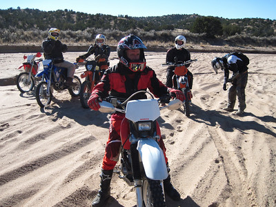 Buckman area ADV ST Ride  11-28-10