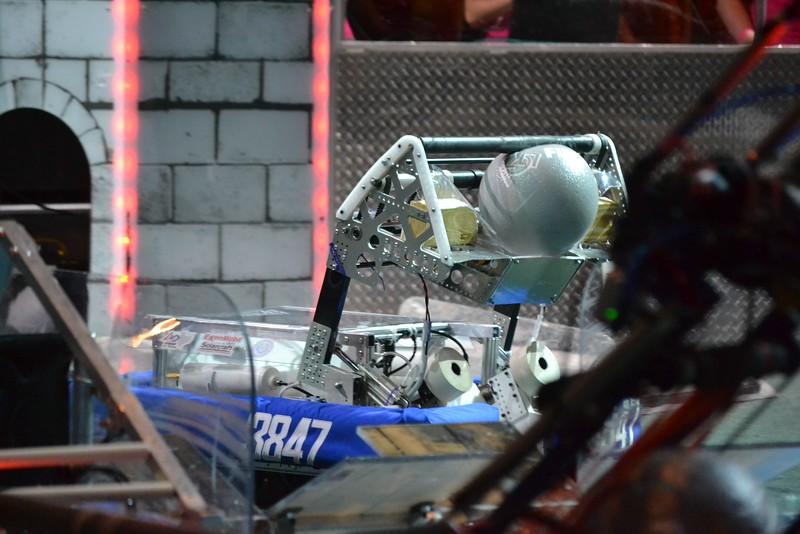 2016 FIRST Bayou Regional Robotics - Spectrum 3847 - 707