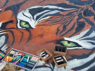 Denver Chalk Art 2017
