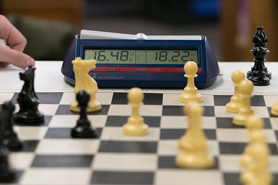 FPL chess tournament,  Oct. 12, 2019