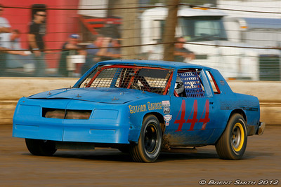 Bridgeport Speedway May 27, 2012