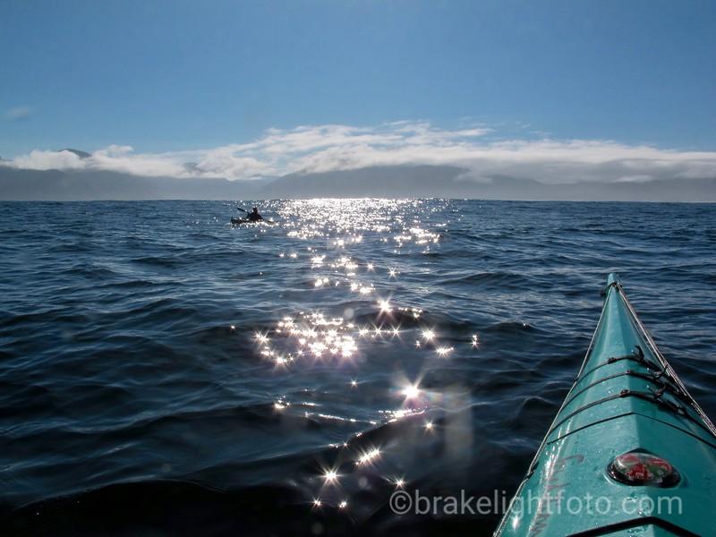 Crossing Quatsino Sound