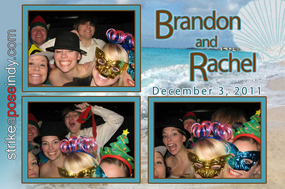 Brandon and Rachel's Wedding