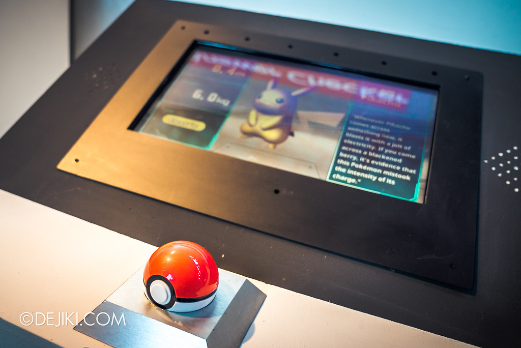 Pokémon Research Exhibition Launch -  Answer Checker