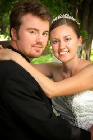 06-06-09 Carisa Wiseman & Jared Turpen