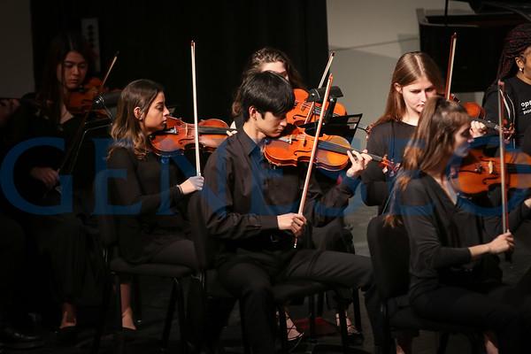 Orchestra Show 11/24/19 (Photos by Dominic Florio)