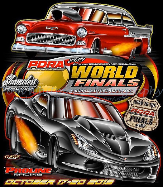 P.D.R.A. World Finals 2019
