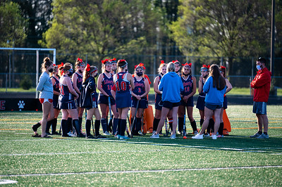 Field Hockey: Heritage 1, Liberty 0 by Derrick Jerry on April 13, 2021