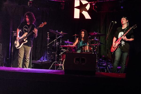 Sons Of Sound Revolution 12/29/18
