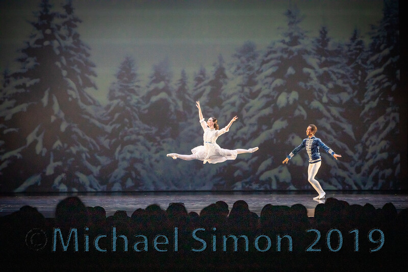 Nutcracker Swing by Convergence Ballet