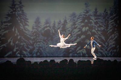 Nutcracker Swing by Convergence Ballet
