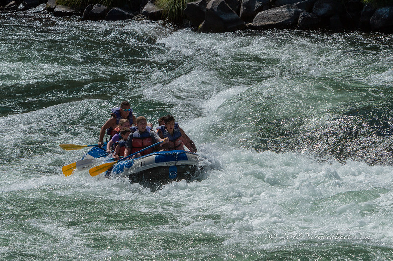 2018 Rafting Trip