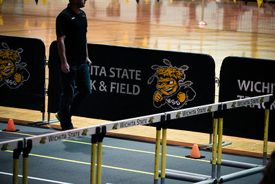 20170204 WSU Indoor Track