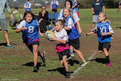 San Diego Girls Rugby 11-18-2017