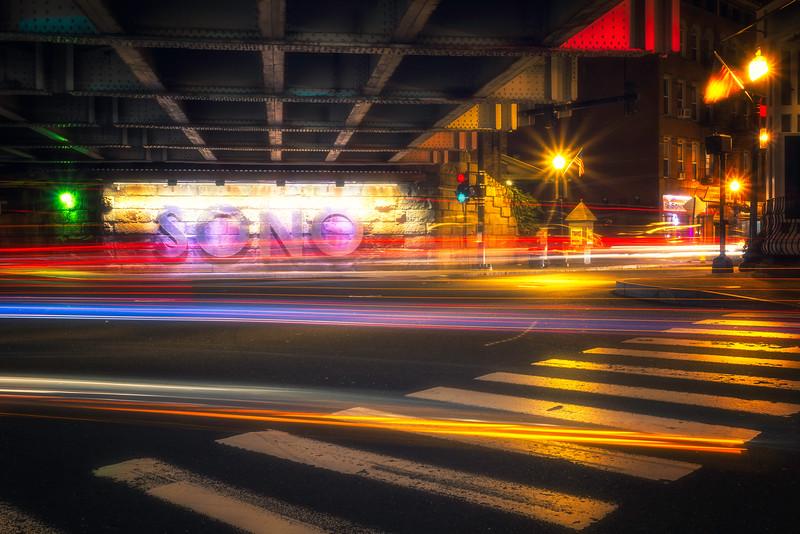 Downtown Sono.