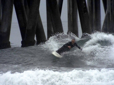 4/30/20 * DAILY SURFING PHOTOS * H.B. PIER
