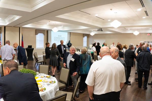 Community Foundation Meeting October 2018