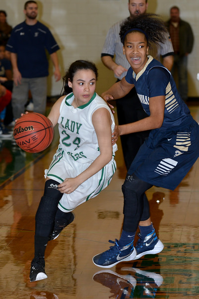 Hokes Bluff Lady Eagles v. Jacksonville, February 15, 2016