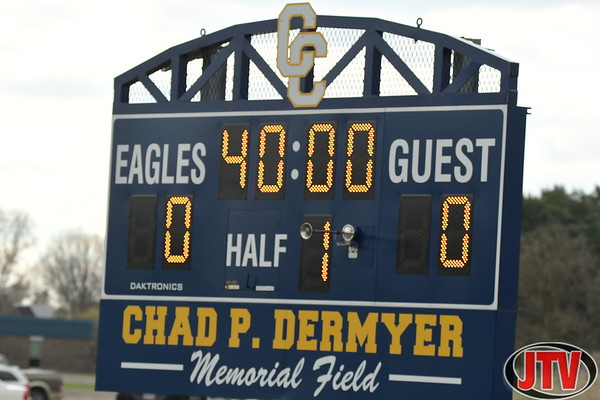 Soccer Ida at Columbia Central for 04-14-2021