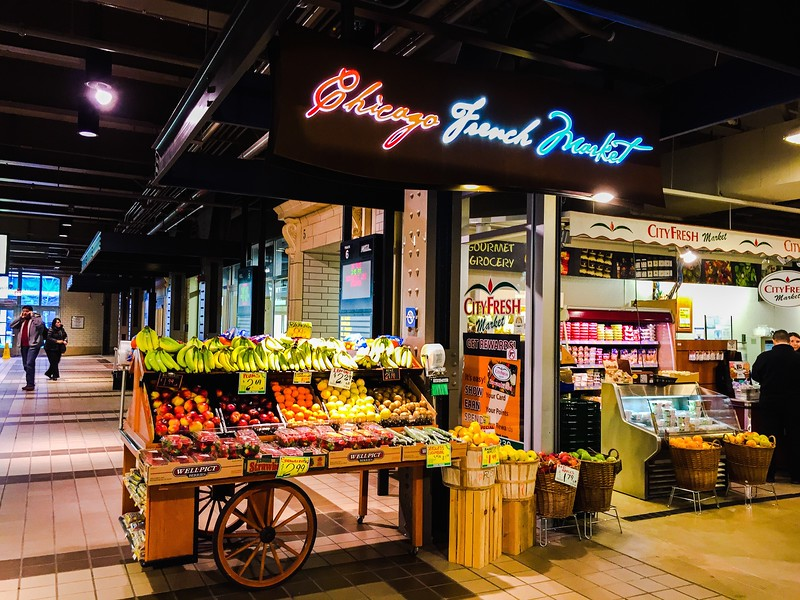 The French Market, Ogilvie Transportation Center<br /> IMG_3384