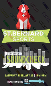St Bernard Sports: 2nd Street Soundcheck