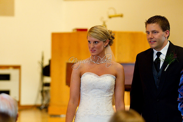 Recessional and Get Away - Ashley and Paul