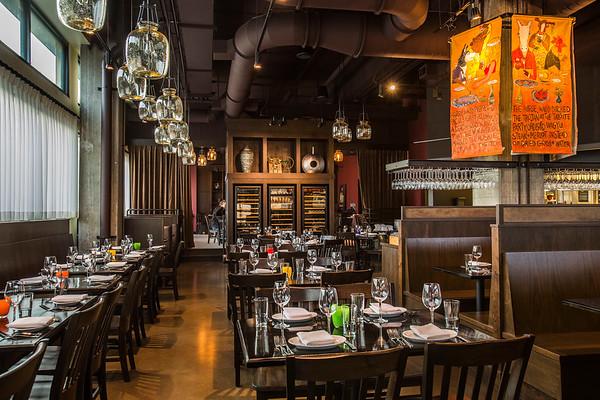 Liam's Restaurant in University Village, Seattle