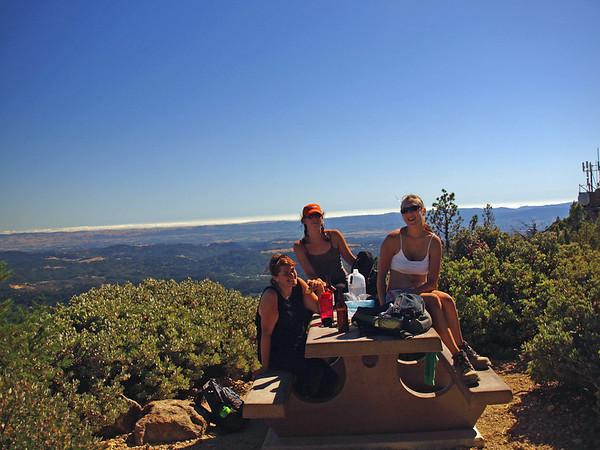 Mount St. Helena Hike