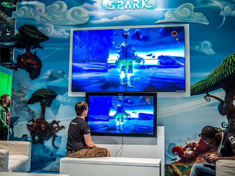 Project Spark at Gamescom 2013