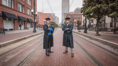 Grant and Christian's Graduation